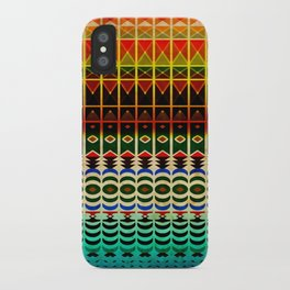 Memento #1 - From Persia, With Love iPhone Case