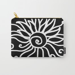 zakiaz white marker design Carry-All Pouch