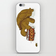 Roman turtle formation iPhone & iPod Skin