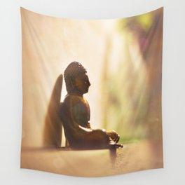 Dreaming Like Buddha Wall Tapestry
