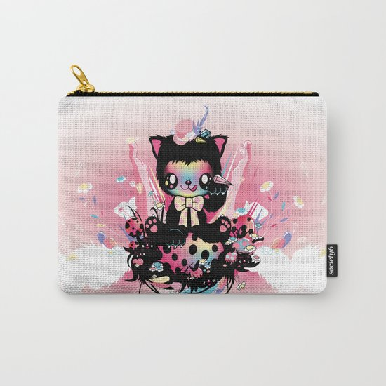 Lucky kitty Carry-All Pouch