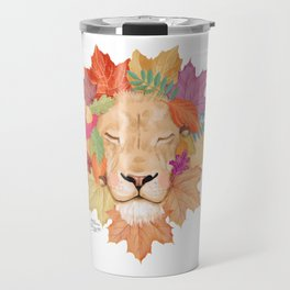 Autumn Leon Travel Mug
