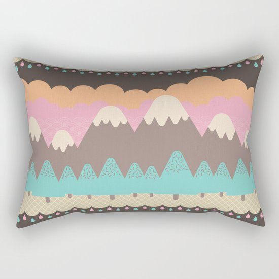 Neapolitanasia Rectangular Pillow