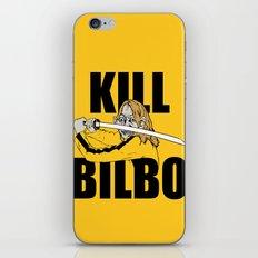 Kill Bilbo iPhone & iPod Skin