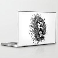 gorilla Laptop & iPad Skins featuring GORILLA by DIVERSITY25