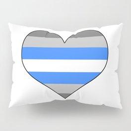 Demiboy Heart Pillow Sham