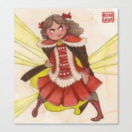 Sidony Featherfeet! Canvas Print