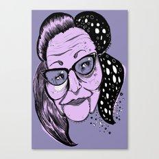 Big Edie Canvas Print