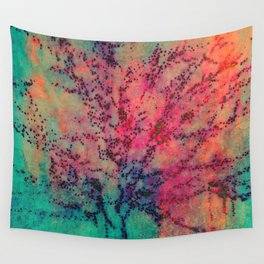 True Colors Bleed Wall Tapestry