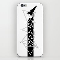 persona iPhone & iPod Skins featuring Persona III by Martin Stratiev