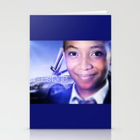 model Stationery Cards featuring Model by Azeez Olayinka Gloriousclick