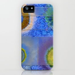 Unparalysed Unconcealed Flowers  ID:16165-032529-06851 iPhone Case