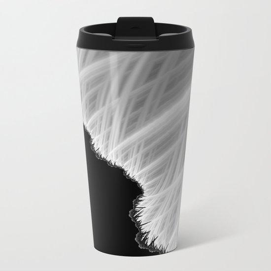Wings of an Angel Metal Travel Mug