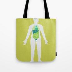 Insides Tote Bag
