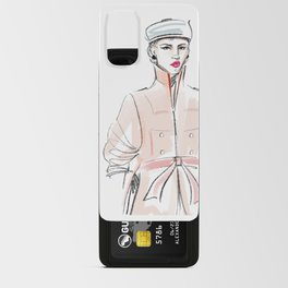 Rosie / Peach Trench Android Card Case
