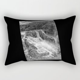 Stunning Barron Falls Rectangular Pillow
