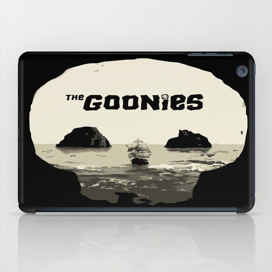 THE GOONIES iPad Case