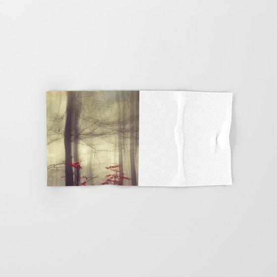 Twins or Smokey Forest Hand & Bath Towel