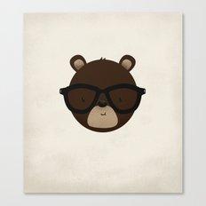 Bear Buddy Canvas Print