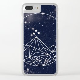A Court of Mist and Fury Artwork Clear iPhone Case