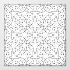 Minimalist Geometric 101 Canvas Print