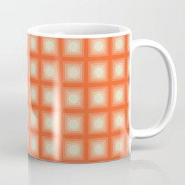 ORANGE CUBES Coffee Mug
