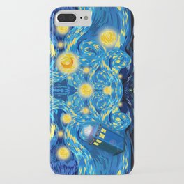 Blue Phone box Starry the night iPhone 4 4s 5 5c 6, pillow case, mugs and tshirt iPhone Case