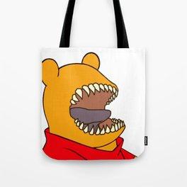 Winnie the Tooth Tote Bag