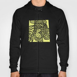 A Lot Of Lines Hoody