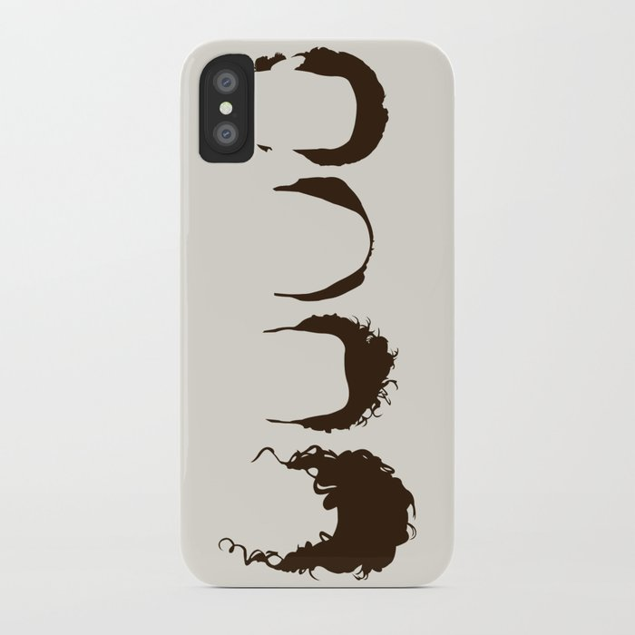Seinfeld Hair iPhone Case