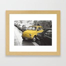 Cinquecento Framed Art Print