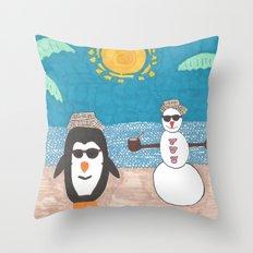 Christmas Vacation Throw Pillow