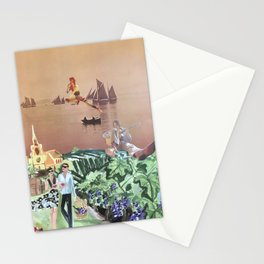 A Walk Through The Park Stationery Cards