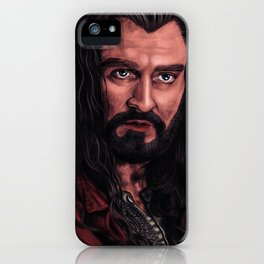King Under The Mountain iPhone Case