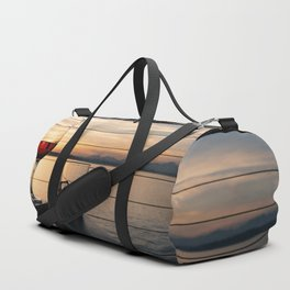 Wine and Whiskey Eve Duffle Bag