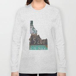Vintage Idaho Long Sleeve T-shirt
