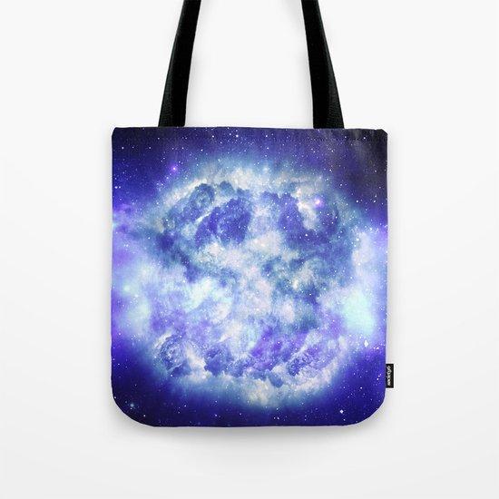 Unseen Detonation Tote Bag