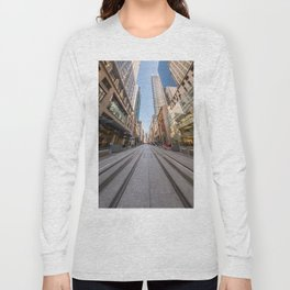 George Street, Sydney Long Sleeve T-shirt