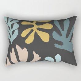 Seagrass - dusk Rectangular Pillow