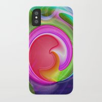 """agate iPhone & iPod Cases featuring """" Agate """"  by shiva camille"""