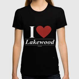 Lakewood Colorado CO Coloradan T-shirt