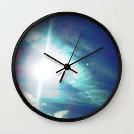 Flare Wall Clock