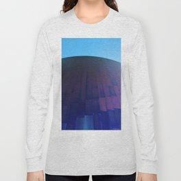 Wall Meets Sky Long Sleeve T-shirt