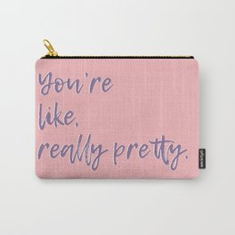 Regina George (Pink) Carry-All Pouch