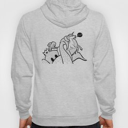 I hate Unicorn Hoody