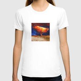 Fire Rooster T-shirt