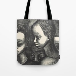 African American Art Tote Bag