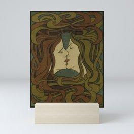 oude der kuss. 1898 Mini Art Print
