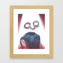 Poorlitical Scientist Framed Art Print