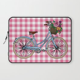 Her Bicycle Laptop Sleeve